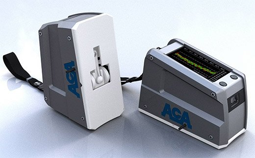 ACA, Roll hardness profiler
