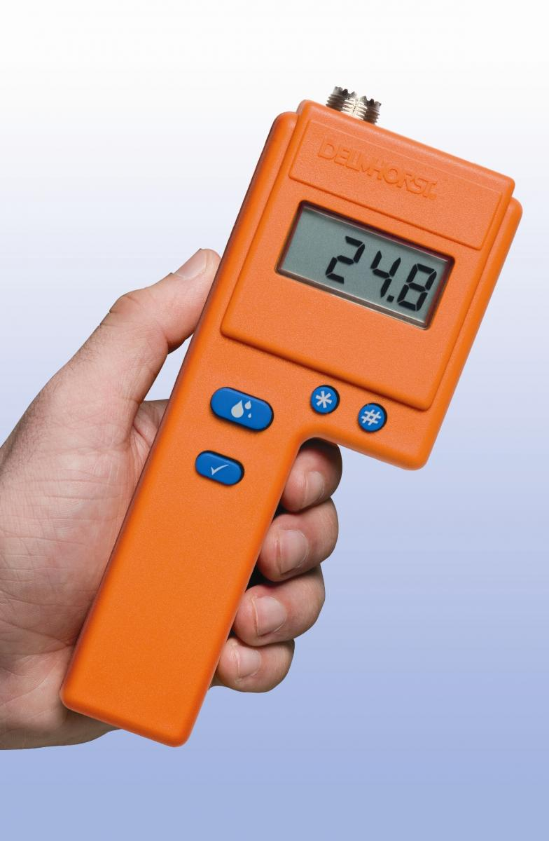 Moisture meter, hay and straw,  F-2000