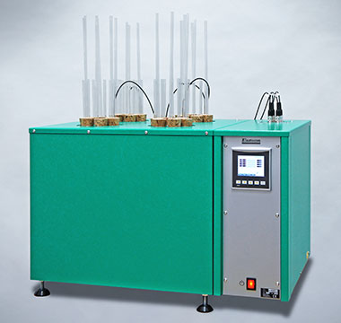 Elastocon Heat ageing test, liquids, air