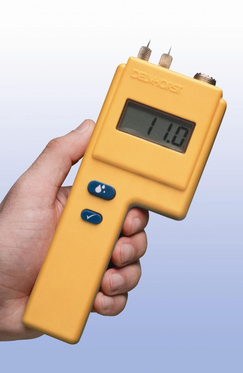 Delmhorst Moisture meter, leather, JL-2000