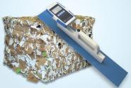 Humimeter RP6 Moisture meter, waste, recycle, paper bales
