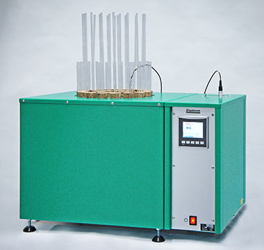 Elastocon Ageing test, tube oven